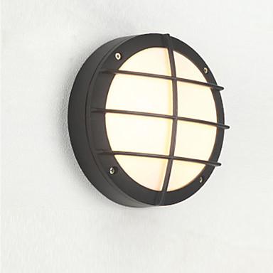Responsabile Moderno - Contemporaneo Lampade Da Parete Alluminio Luce A Muro 110-120v - 220-240v 60 W - E26 - E27 #06216132
