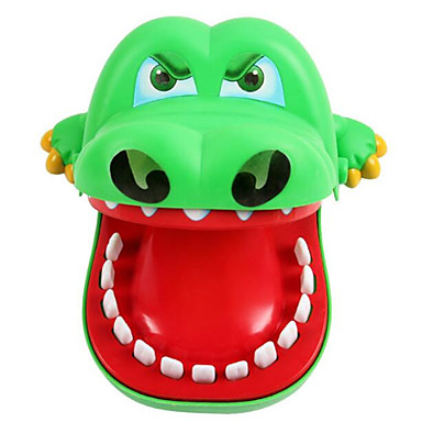 Crocodile Dentist Fish / Crocodile Large Size / Biting Hand Kid's / Adults' Unisex