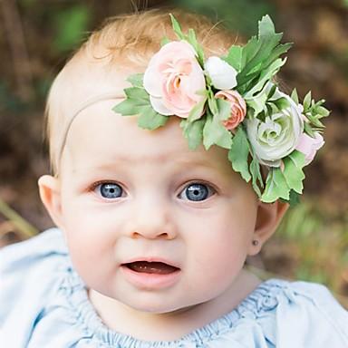Kid's Girls' Floral Hair Accessories