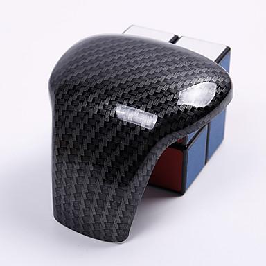 voordelige Auto-interieur accessoires-Voertuigschakelknop Zakelijk Voertuig Shift Knop RefitforVolkswagen Hiilikuitu