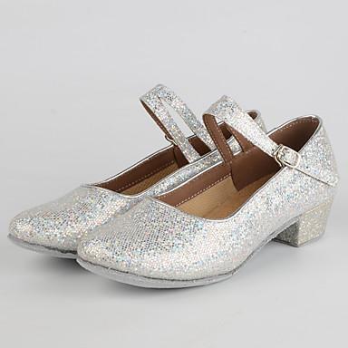 m. / mme / femmes danse danse femmes baskets mesh basket d'épaisseur talon personnalisable souliers de danse blanc / noir / grand ausver acheter 308187