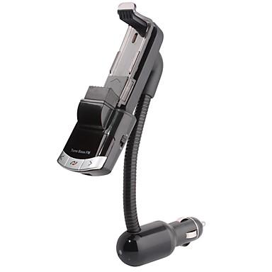 bt8118 bluetooth kihangosító hívás jármű tartó telefon tartó mp3 lejátszó usb fm adó bluetooth autós töltő auto kiegészítők