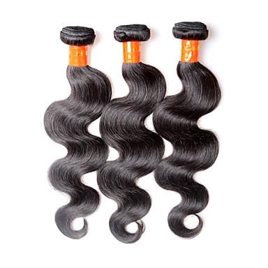 Malaysian Hair Body Wave Virgin Human Hair Natural Color Hair Weaves Human Hair Weaves Human Hair Extensions
