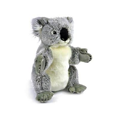 voordelige Marionetten-Dier Poppen Handpop Knuffels & Pluche dieren Schattig Pluche Speeltjes Geschenk