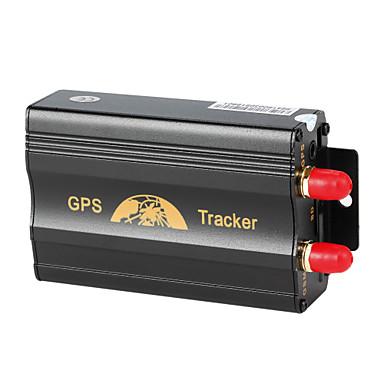 GPS - Tracker Auto Anti Diebstahl SOS Vibrationsalarm Über Geschwindigkeitsalarm Hauptausschaltalarm Geo Zaun Alarm Ort Datensatz GPRS GSM