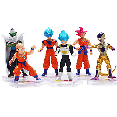 Sun WuKong Son Goku אקשן ודמויות אנימה ומנגה פלסטי בגדי ריקוד גברים בנות בנים מתנות