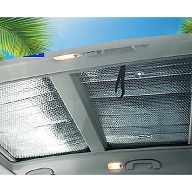voordelige Auto-interieur accessoires-Autoproducten Auto-zonneschermen & zonnekleppen Car Visors Voor Audi Alle jaren A4L Aluminium