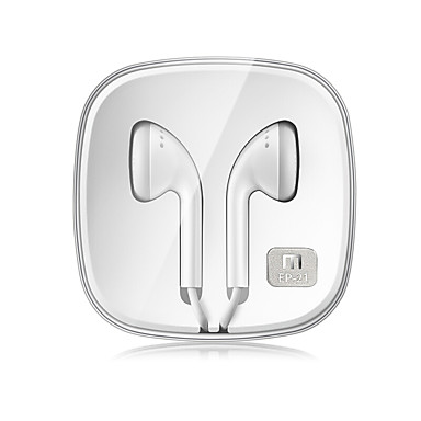 MEIZU EARBUD Com Fio Fones Plástico Celular Fone de ouvido Com Microfone / Com controle de volume Fone de ouvido