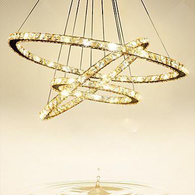 Függőlámpák Háttérfény - Kristály, Mini stílus, 110-120 V / 220-240 V, Távirányítóval szabályozható, LED fényforrás / 15-20 ㎡ / Beépített LED