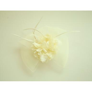 Tüll / Soros / Nettó Virágok val vel Toll 1 Esküvő / Különleges alkalom / Party Sisak