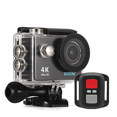 cheap Sports Action Cameras-QQT H9R 8 mp / 6 mp / 12 mp Gopro Gopro & Accessories Outdoor Recreation 1920 x 1080 Pixel Outdoor / High Definition / Portable 60fps / 30fps No ±2EV / -1/3 2 inch CMOS 64 GB H.264 Single Shot