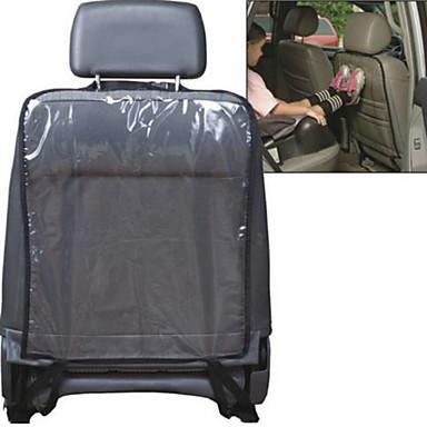 Anti-kick Car Seat Back Protector Cover Children Kick Mat Auto Car Storage Bag Car Seat