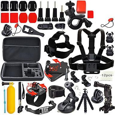 Action Camera / Kamery sportowe / KIT Obuwie turystyczne / Odporny / a na zadrapania / Przenośny / a Dla Action Camera Gopro 6 / / SJCAM