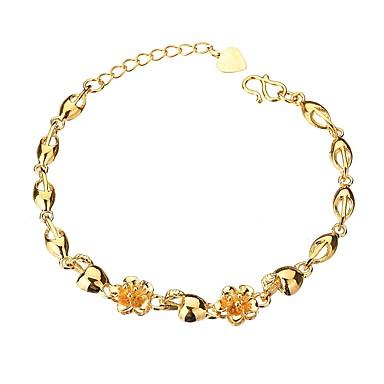 Damskie , Bransoletki i łańcuszki na rękę - Kwiat Gold