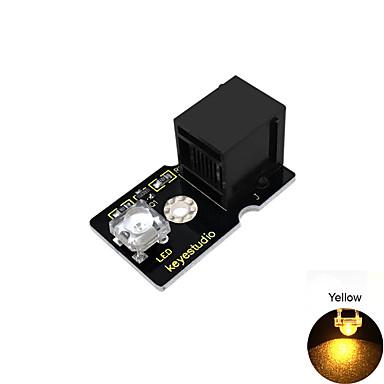 keyestudio łatwy do podłączenia żółty piranha doprowadził moduł do arduino