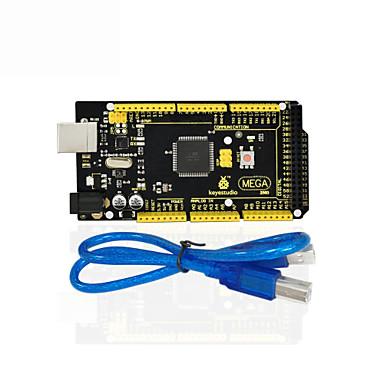 1db keyestudio mega 2560 r3 1db usb kábel arduino mega 2560 r3 / avr