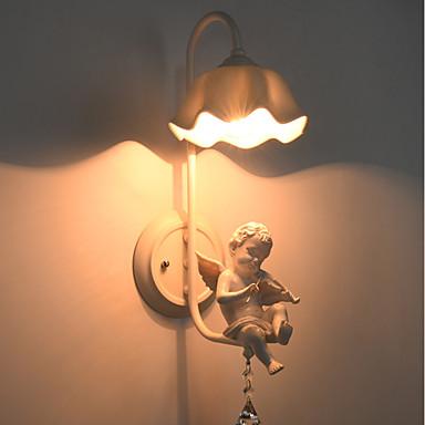 Tiffany Rustikal/ Ländlich Retro / Vintage Kugel Landhaus Stil Traditionell-Klassisch Modern/Zeitgenössisch Wandlampen Für Metall