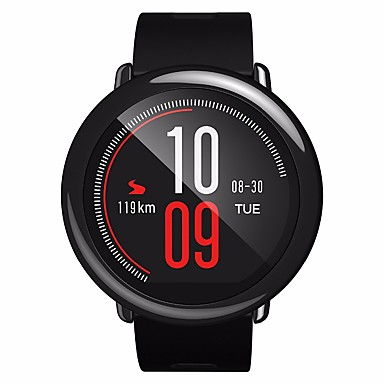 cheap Smartwatches-Original Xiaomi Huami AMAZFIT Watch Pace Bluetooth Sports Smart Strap Ceramic Smartwatch Heart Rate Monitor English Version