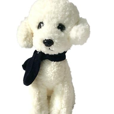 Psy Zwierzątko pluszowe Rękodzieło / Jak żywy Bawełna Prezent