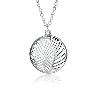 Damen Anhängerketten / Ketten - versilbert Retro, Böhmische, Gothic Silber Modische Halsketten Für Geschenk, Alltag