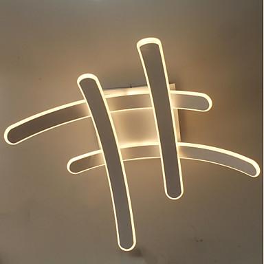 Unterputz Raumbeleuchtung 110-120V / 220-240V LED-Lichtquelle enthalten / 15-20㎡ / integrierte LED