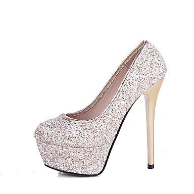 club Aiguille Talon Argent Eté Blanc Chaussures Polyuréthane Chaussures Talons de Mariage Chaussures Femme Noir 05756289 à tq4gOw