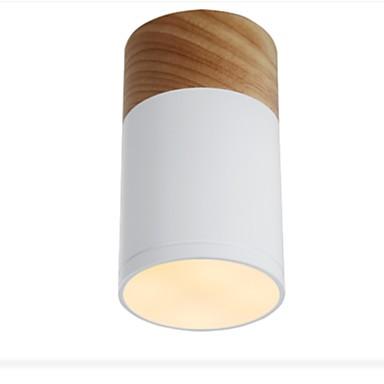 Podtynkowy Światło rozproszone Drewno / Bambus Ochrona oczu 110-120V / 220-240V Źródło światła LED w zestawie / LED zintegrowany
