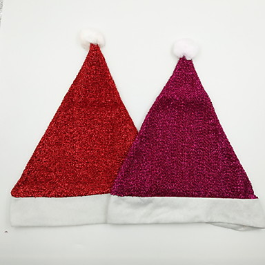 Samt Weihnachtshut Weihnachtsornament