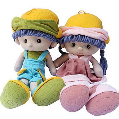 Dziewczyna Lalki / Pluszowa lalka Dziewczynki 16 in Dla dziewczynek Dzieciak Prezent