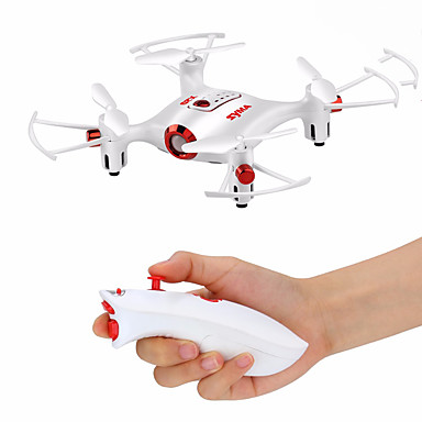 RC Drone SYMA X20-S 4ch 6 Axis 2.4G Without Camera RC Quadcopter LED Lights One Key To Auto-Return Headless Mode 360°Rolling RC