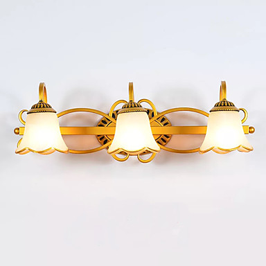 Modern / Contemporary Lampy ścienne Na Metal Światło ścienne 110-120V 220-240V 3W