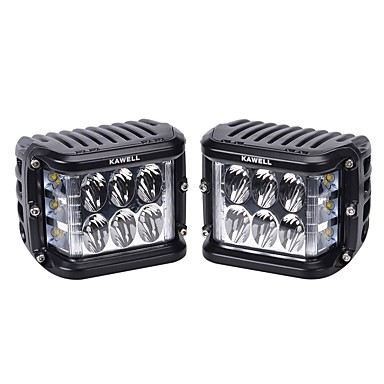 KAWELL Ciężarówka / Samochód Żarówki 45 W SMD LED 9 Światło przeciwmgielne Na Univerzál / General Motors General Motors Univerzál