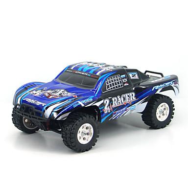 RC samochodów RP-02 2,4G 4WD Wysoka prędkość Drift Car Off Road Car Ciężarówka Samochód Terenowy 1:16 KM / H Pilot zdalnego sterowania