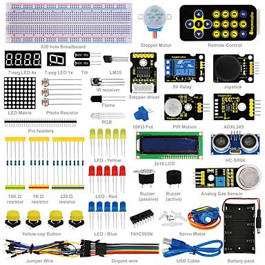 keyestudio advanced starter learning kit do arduino (bez tablicy MCU)