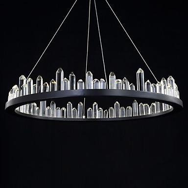 UMEI™ Lampy widzące Światło rozproszone - Kryształ, 3D, AC100-240V, Warm White / White, Źródło światła LED w zestawie / 15/10 ㎡