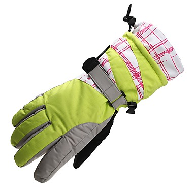 Rękawice narciarskie Damskie Full Finger Keep Warm Inny materiał Narciarstwo Zima