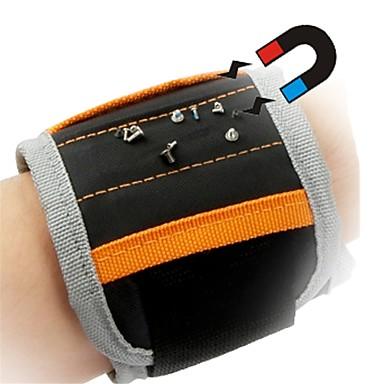 Cinturino Magnetico Cinturino Da Polso Braccialetto Cinturino Ferramentas Herramientas Strumenti Di Riparazione Per Tenere La Vite Chiodo #06392939 Tecnologie Sofisticate