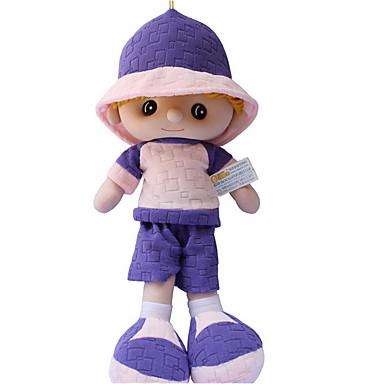 Pluszowa lalka Dziewczyna Lalki Moda Dla dziewczynek 40cm Słodki Dla dzieci Miękki Bezpieczne dla dziecka Duży rozmiar Słodkie Ślub Motyw