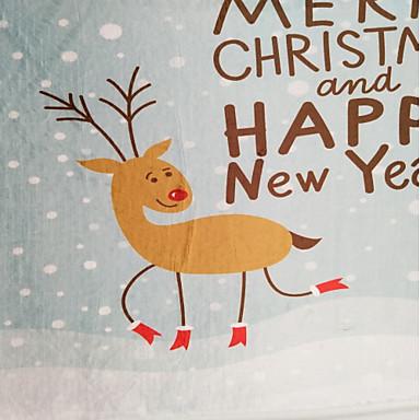 Akcesoria do domku dla lalek Dekoracje bożonarodzeniowe Artykuły na przyjęcie bożonarodzeniowe Zabawki Kostiumy Św. Mikołaja Elk
