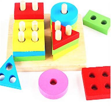 Zabawki edukacyjne Montessori Klocki Zabawka edukacyjna Szkoła / Graduation Szkoła New Design Dla dzieci Prezent