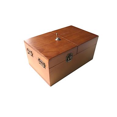 Bezużyteczne pudełko Zabawki Stres i niepokój Relief Drewniany 1 Sztuk Dla dorosłych Urodziny Prezent