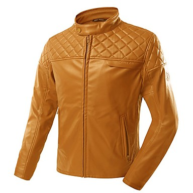 Scoyco Ubrania motocyklowe CeketforMęskie Syntetyczne powłoki skórzane Na każdy sezon Odporne na wstrząsy / Wytrzymałe w noszeniu