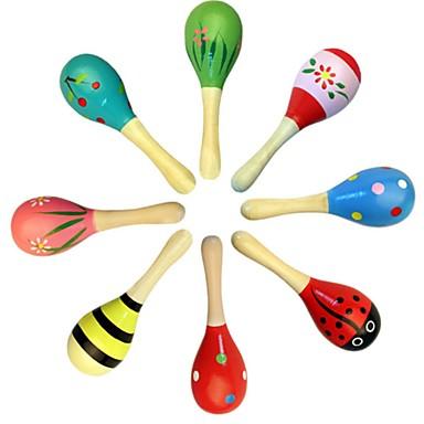 Klocki Zabawki Zaokrąglanie Sport Szkoła New Design Drewniany Dla dzieci Prezent 8pcs