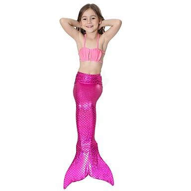 Bañadores Niños Enagua Sirena Y Mermaid Bikini Trompeta The Little fv7mb6gIyY