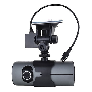 voordelige Automatisch Electronica-1280 x 480 Auto DVR 120 graden / 140 graden Wijde hoek 2.7 inch(es) Dash Cam met G-Sensor Neen Autorecorder