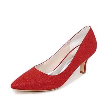 Invalide Eté Brillante Invalide Paillette 06457955 pointu Talons Bout Chaussures Escarpin Chaussures Femme Aiguille Talon à Basique Printemps qvIWAxTwZ