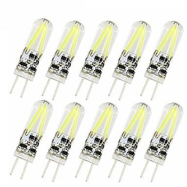 10pcs 2w g4 filament cob led ampoule projecteur remplacer 20w halog ne 150lm lustre clairage. Black Bedroom Furniture Sets. Home Design Ideas
