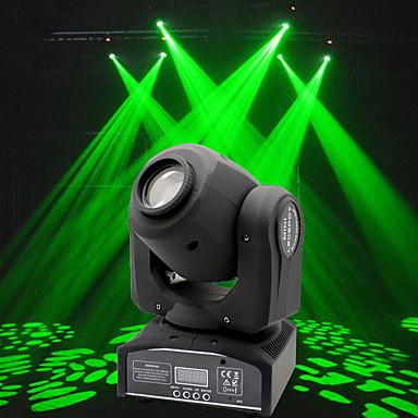 U'King Oświetlenie LED sceniczne 9/11 DMX 512 Master-Slave Aktywowana Dźwiękiem Auto Aktywacja muzyką 30 na Do domu Klub Ślub Scena