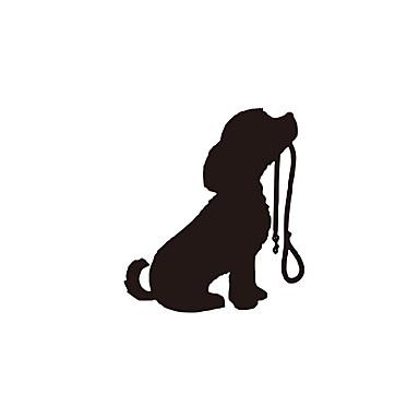 Dekoracyjne naklejki ścienne - Naklejki naścienne ze zwierzętami Zwierzęta / Kreskówki Salon / Sypialnia / Łazienka