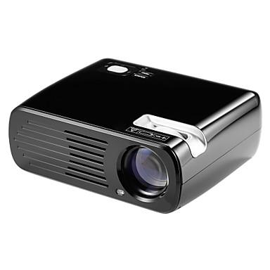 BL-23 LCD Hjemmekinoprojektor LED Projektor 2600 lm Brukerstøtte 1080P (1920X1080) 32-200 tommers Skjerm / VGA (640x480)